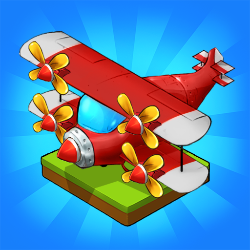 Merge Airplane: Cute Plane Merger APK MOD (Unlimited Money) 2.0.1