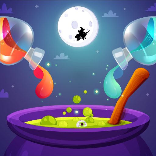 Mix Potion APK MOD (Unlimited Money) 1.1.2