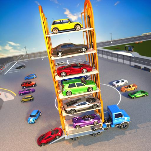Multi Car Parking Mania: Smart Crane Driving Games APK MOD (Unlimited Money) 1.1