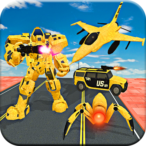 Multi Robot Transform Army Tank War 2 APK MOD (Unlimited Money) 2.2