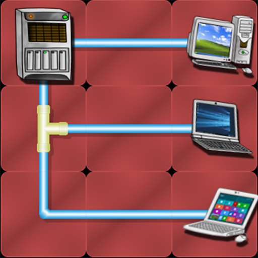 Network: The Puzzle 2 (remake of Netwalk) APK MOD (Unlimited Money) 1.0