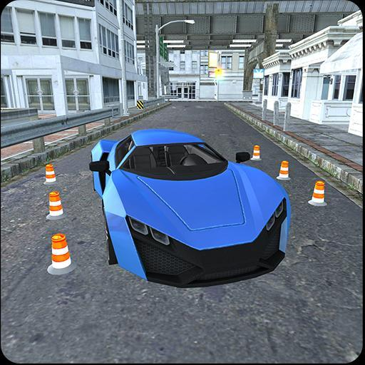 New Luxury car parking site 3D games 2020 APK MOD (Unlimited Money) 1.1.0
