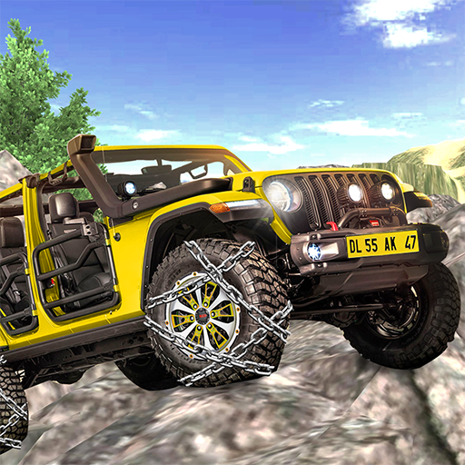 Off-Road 4×4 jeep driving Simulator : Jeep Racing APK MOD (Unlimited Money) 1.0