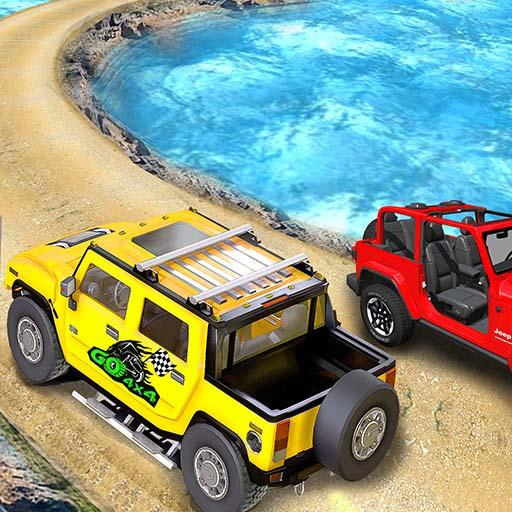 Offroad Jeep Driving Stunt 3D : Real Jeep Games APK MOD (Unlimited Money) 1.0