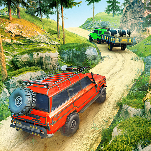 Offroad Vehicle – SUV Driving & Parking APK MOD (Unlimited Money) 1.4