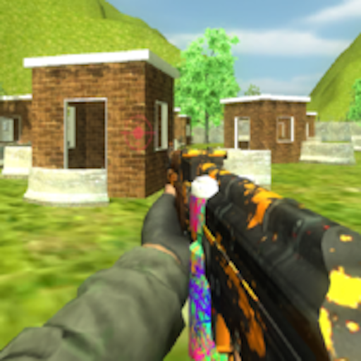 Paintball Shooting Game APK MOD (Unlimited Money) 2.0