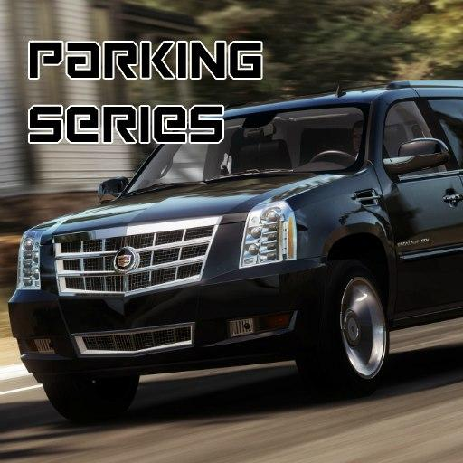 Parking Series Cadillac – Escalade SUV Simulator APK MOD (Unlimited Money) 1.0