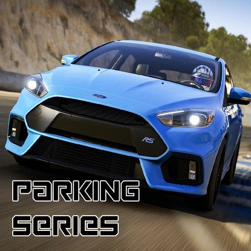 Parking Series Ford Focus RS – Drift Simulator APK MOD (Unlimited Money) 1.0