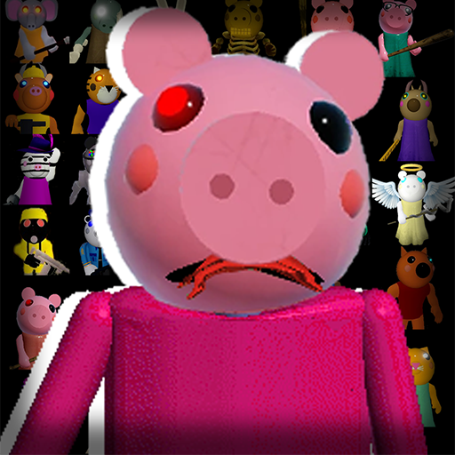 Piggy Scary School Game ! APK MOD (Unlimited Money) 10.0