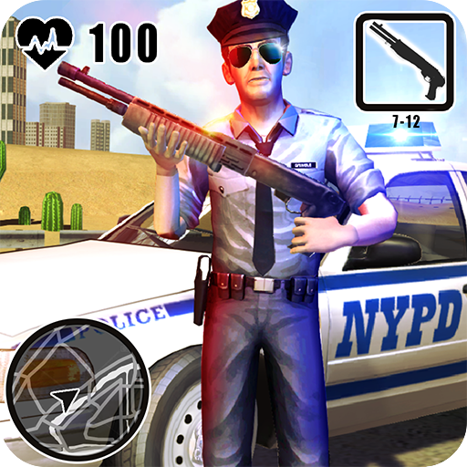 Police Story Shooting Games APK MOD (Unlimited Money) 1.1