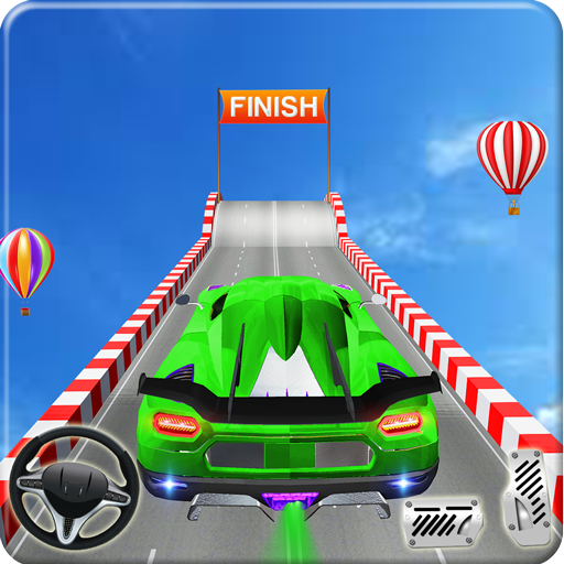 Prado Stunt Racing Car Games – 3D Ramp Car Stunts APK MOD (Unlimited Money) 1.0
