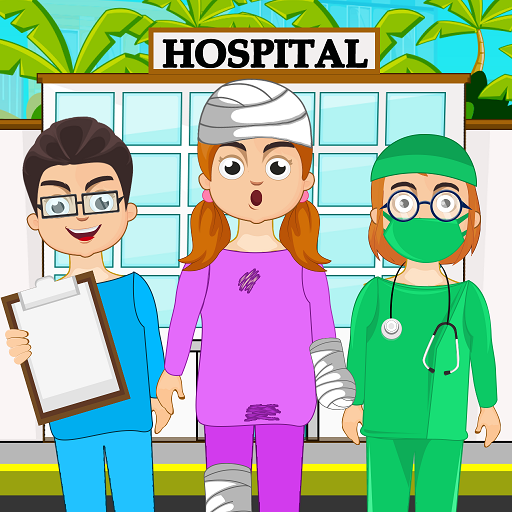 Pretend Town Hospital: City Doctor Life Game APK MOD (Unlimited Money) 1.0.6
