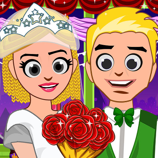 Pretend Town Wedding Party APK MOD (Unlimited Money) 1.0.1