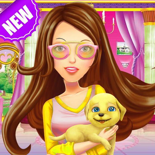 Princess Puppy Care : Pet Caring & Dress Up APK MOD (Unlimited Money) 1.2.0