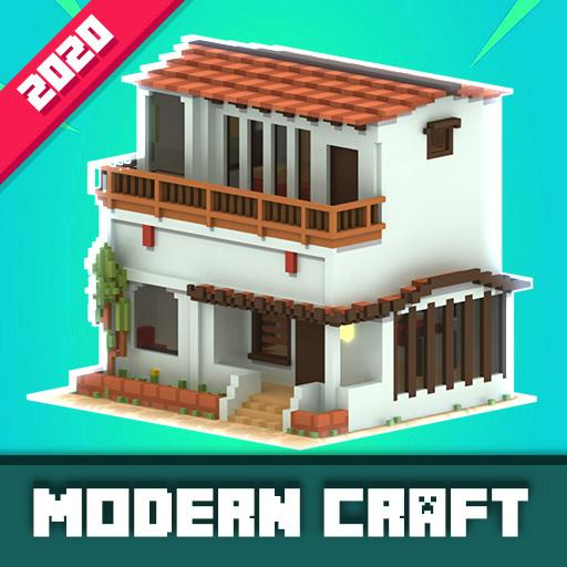 Pro Modern City – Crafting Game 2020 APK MOD (Unlimited Money) 1.0