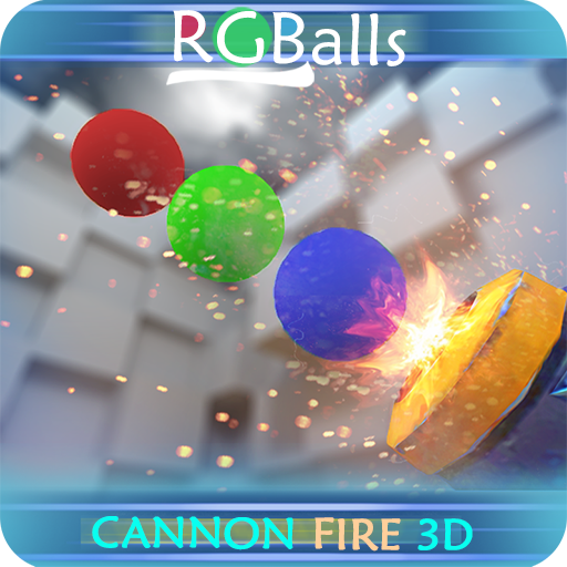 RGBalls – Cannon Fire : Shooting ball game 3D APK MOD (Unlimited Money) 5.01