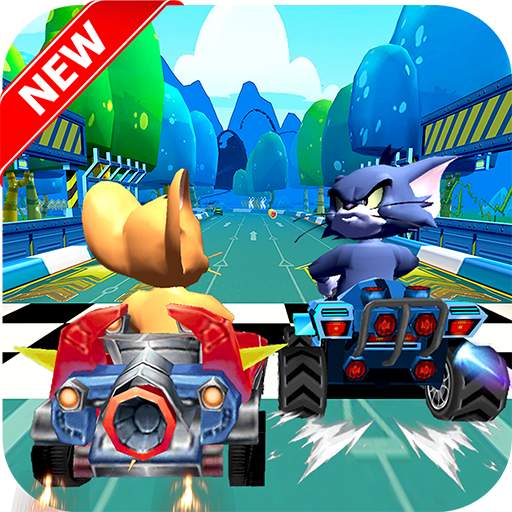 Race Jerry Car and Cat Speed APK MOD (Unlimited Money) 1.0