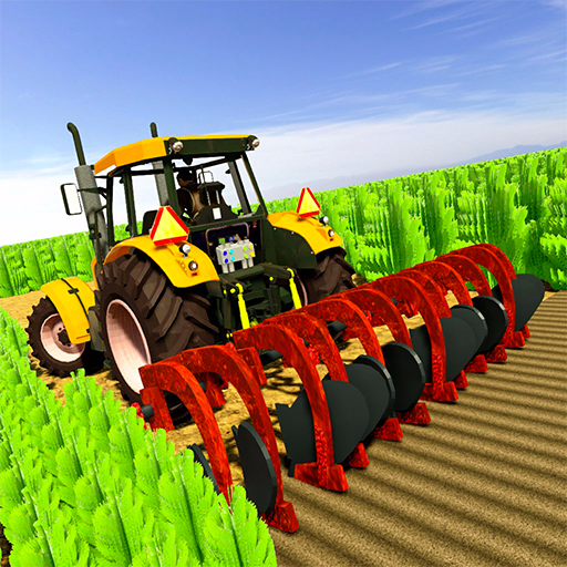 Real Farming Tractor Farm Simulator: Tractor Games APK MOD (Unlimited Money) 1.11