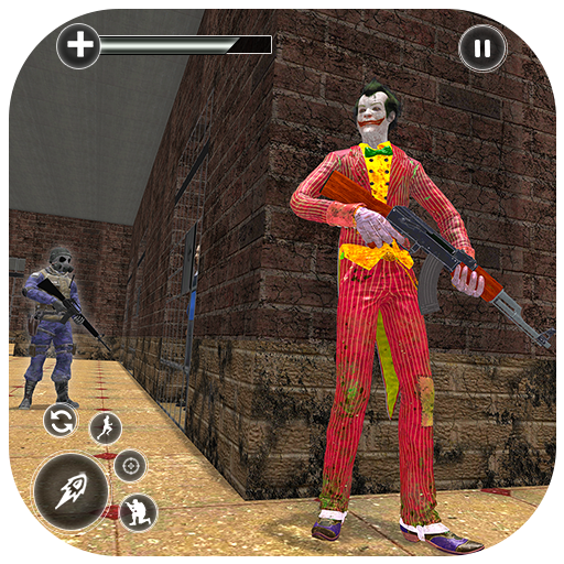 Real Gangster Shooting-Killer Clown Shooting Games APK MOD (Unlimited Money) 3