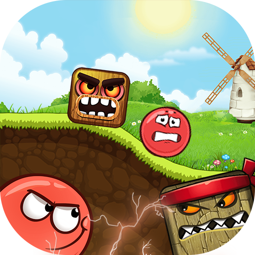 Red Hero 4: Rolling Adventure APK MOD (Unlimited Money) 1.2