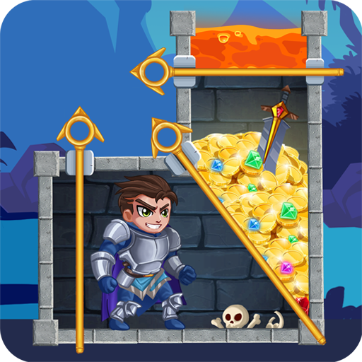 Rescue Hero: Pull the Pin APK MOD (Unlimited Money) 1.60
