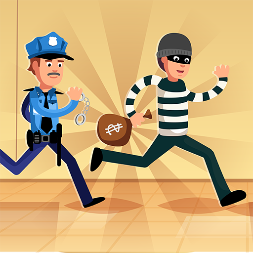 Robber Run – Cops and Robbers: Police Chasing Game APK MOD (Unlimited Money) 2.8