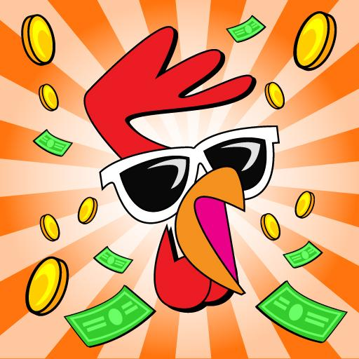 Rooster Booster – Idle Chicken Clicker APK MOD (Unlimited Money) 0.9.9.9.4