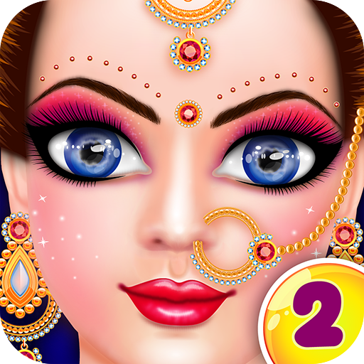 Royal Indian Doll 2 Wedding Salon Marriage Rituals APK MOD (Unlimited Money) 2.2