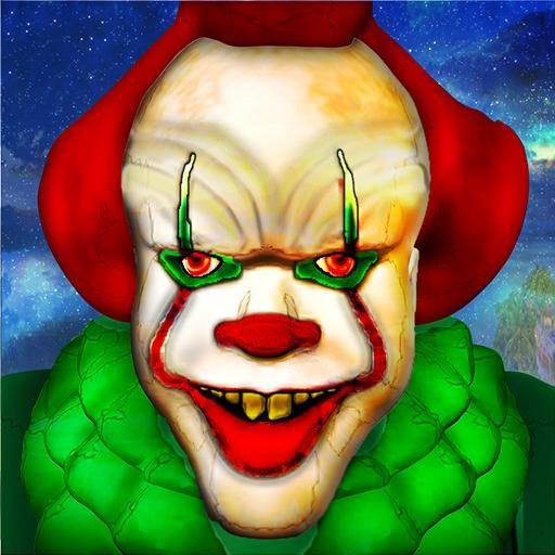 Scary Horror Clown  Pennywise – Ghost Escape Game APK MOD (Unlimited Money) 1.1