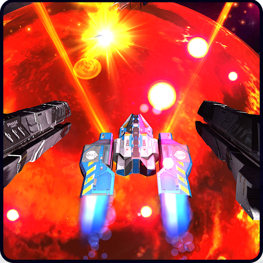 Space Shooter : Galaxy War Attack APK MOD (Unlimited Money) 0.3
