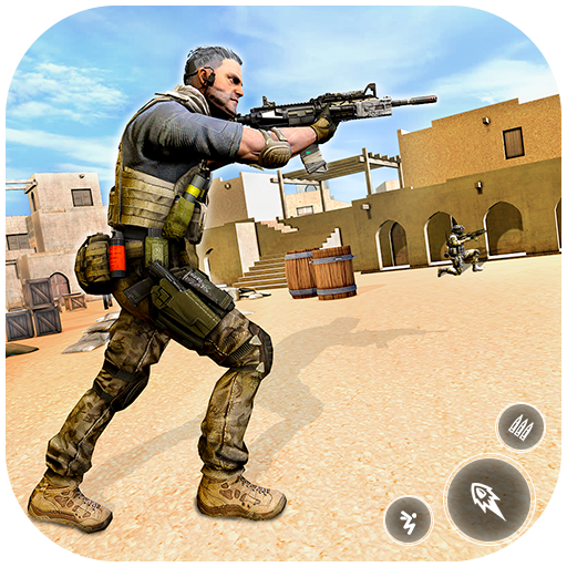 Special Gun Ops – FPS Shooting Strike APK MOD (Unlimited Money) 3