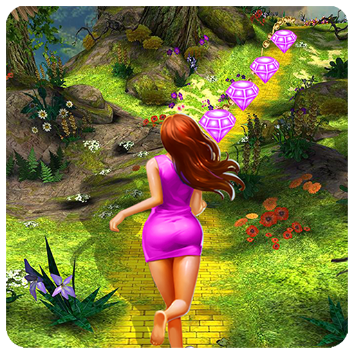 Subway Princess Jungle Adventure APK MOD (Unlimited Money) 4