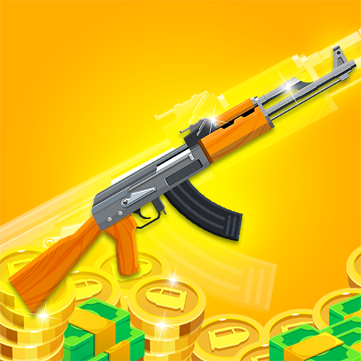 Super Arsenal: Gun Idle Master APK MOD (Unlimited Money) 1.4.3