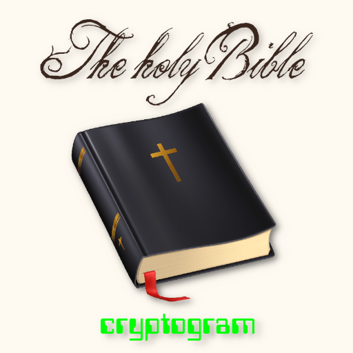 The Holy Bible in Cryptogram APK MOD (Unlimited Money) laBendición