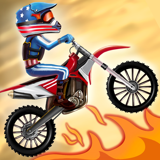 Top Bike – best physics bike stunt racing game APK MOD (Unlimited Money) 5.09.68