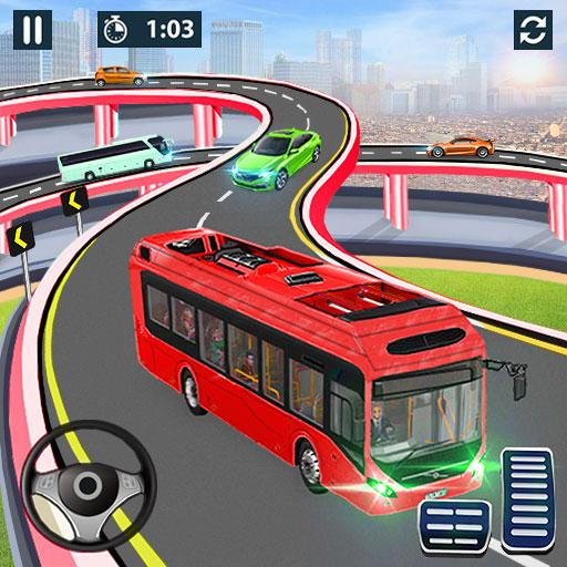 Tourist City Bus Simulator: Coach Driver 2020 🚍 APK MOD (Unlimited Money) 3