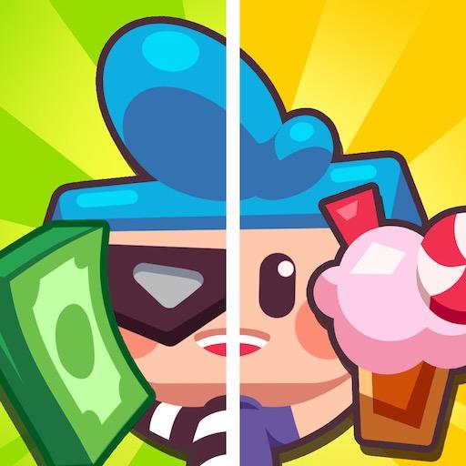 Town Rivals – PvP Idle Tycoon APK MOD (Unlimited Money) 0.55