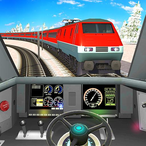 Train Simulator Free 2018 APK MOD (Unlimited Money) 1.17
