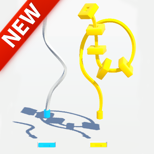 Twisted Rods Block 3D 2020 APK MOD (Unlimited Money) 1.0
