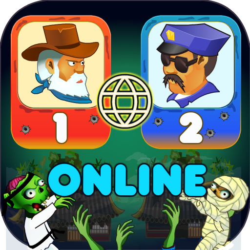 Two guys & Zombies (online game with friend) APK MOD (Unlimited Money) 1.0.9