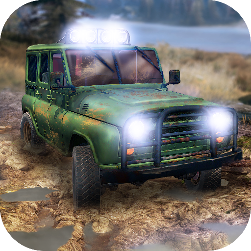 🚗🏁UAZ 4×4: Dirt Offroad Rally Racing Simulator APK MOD (Unlimited Money) 1.3