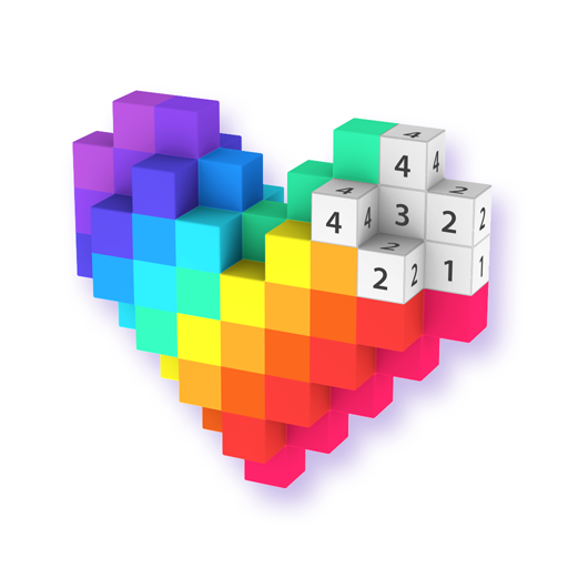 Voxel – 3D Color by Number & Pixel Coloring Book APK MOD (Unlimited Money) 3.0.7