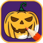 2021 Halloween Coloring Books APK MOD (Unlimited Money) 2.1.3