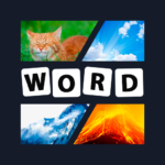 4 pics 1 word New 2020 – Guess the word! APK MOD (Unlimited Money) 5.0.0