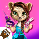 Amy's Animal Hair Salon – Cat Fashion & Hairstyles APK MOD (Unlimited Money) 4.0.50015