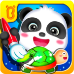 Baby Panda's Drawing Book – Painting for Kids APK MOD (Unlimited Money) 8.48.00.01