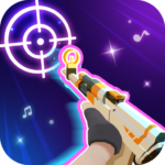 Beat Shooter – Gunshots Rhythm Game APK MOD (Unlimited Money) 1.2.8