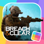 Breach & Clear: Military Tactical Ops Combat APK MOD (Unlimited Money)