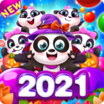 Bubble Shooter 2 Panda   APK MOD (Unlimited Money) 1.0.83