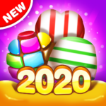 Candy House Fever – 2020 free match game APK MOD (Unlimited Money) v 1.1.7